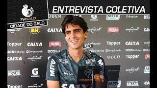 Entrevista Coletiva: Gustavo Blanco (24/05/2018)