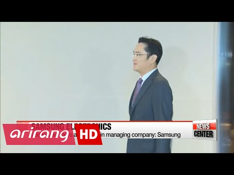 Samsung Electronics nominates Lee Jae-yong to board of directors
