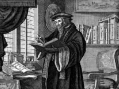 John Calvins Institutes Of The Christian Religion Of