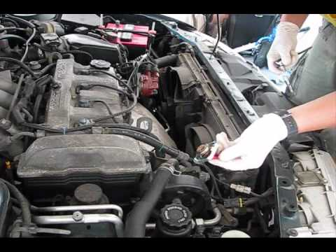 1997 Mazda 626 Radiator Removal Youtube