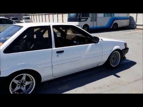 1985 TOYOTA COROLLA LEVIN E-AE86 GT-APEX ALMOST RUST FREE! 2WD