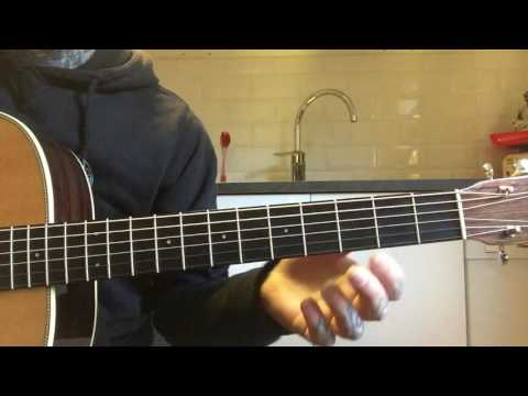 Blackberry blossom guitar lesson as played by Tony Rice