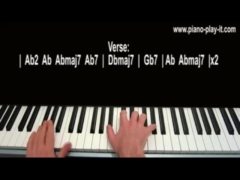 You Are So Beautiful Piano Tutorial Joe Cocker