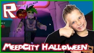 Roblox MeepCity Halloween Event