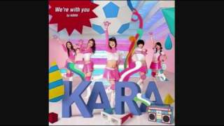 [FULL AUDIO] Kara - We`re With You (Remix) + DL Link MP3