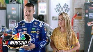 NASCAR Behind the Driver: Ryan Preece | Motorsports on NBC