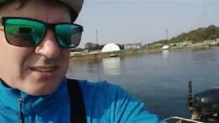 Морская рыбалка Лакедра Владивосток камбала Honda 90