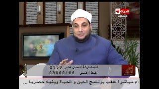 بالفيديو.. « ترك»: الاختلاف في الدين لا يُفسد  الجيرة