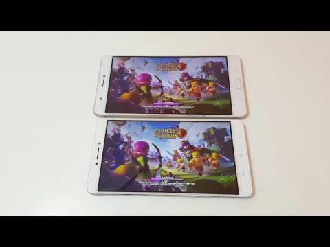 Zenfone 3 Ultra Vs Mi Max Speed Test With Antutu Benchmark