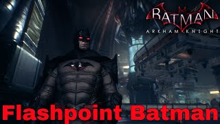 Flashpoint Batman  Batman Arkham Knight