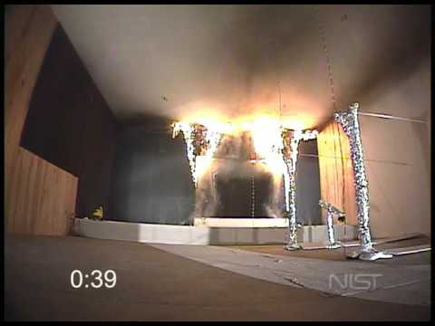 "NIST Re-creation of ""The Station Night Club fire""   without sprinklers"