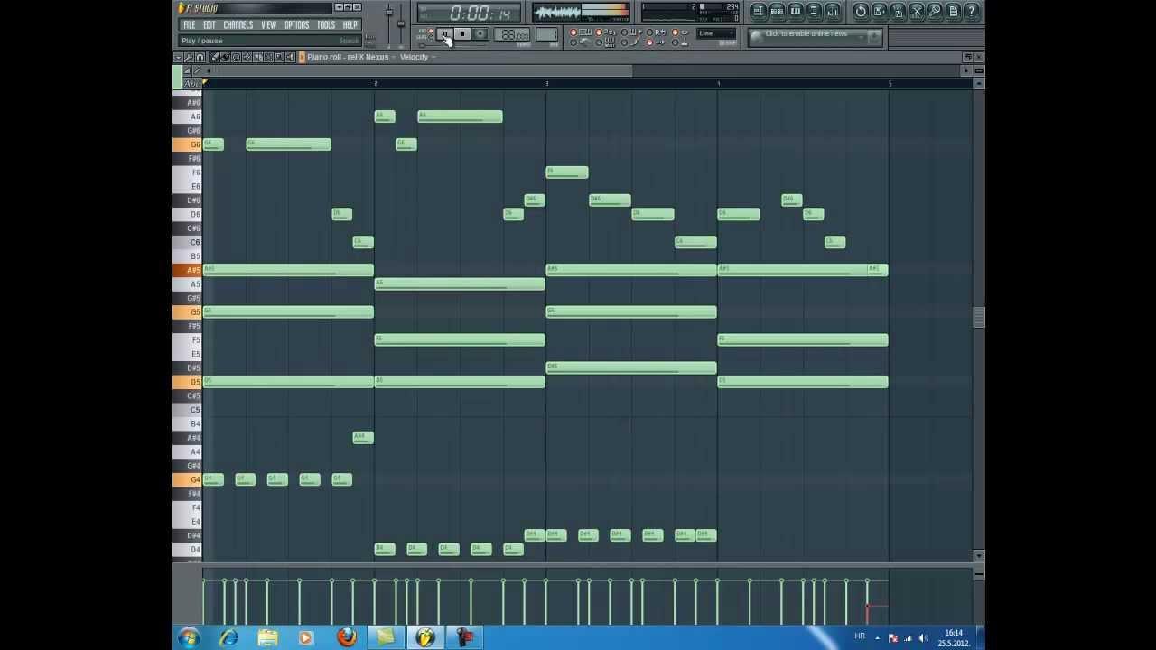 Fl studio tutorial kallas sad piano melody youtube fl studio tutorial kallas sad piano melody hexwebz Gallery