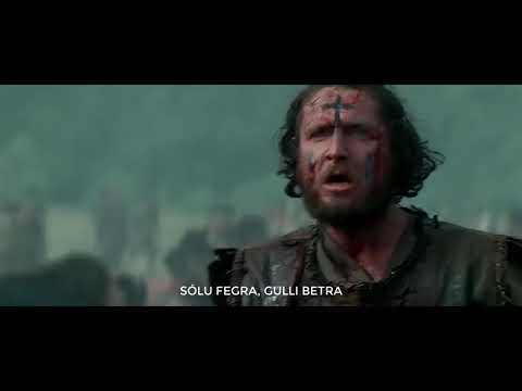 SKÁLD - Ó Valhalla (lyric Video) (BRAVEHEART EDITION)
