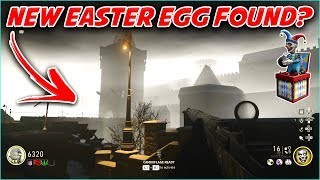 WW2 ZOMBIES - NEW EASTER EGG STEP FOUND OR JUST A VISUAL GLITCH? | CALL OF DUTY WWII ZOMBIES