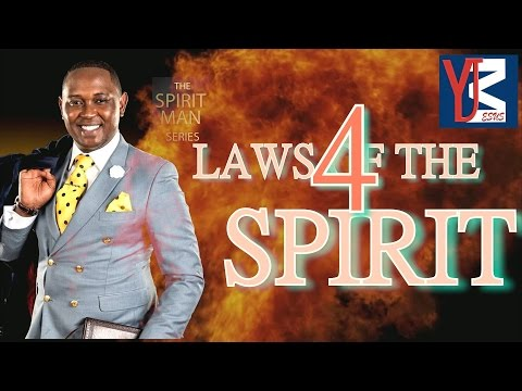 4 Laws of the Spirit