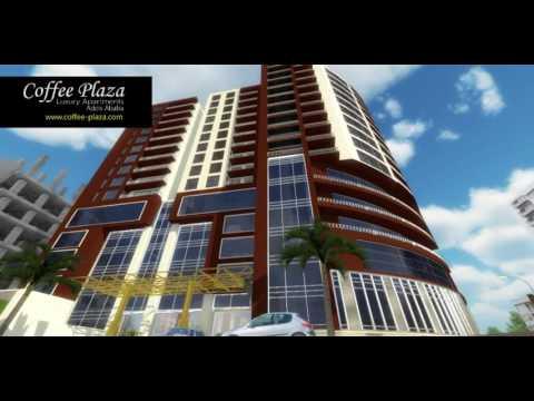 Coffee Plaza Luxury Apartments - Addis Ababa, Ethiopia.