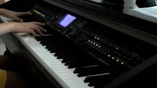 DBSK/TVXQ/東方神起/THSK/동방신기 Breakout piano