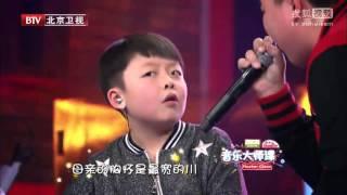 李成宇《华阴老腔一声喊》 震撼!Jeffrey Li-Shout Out Loud Huayin Music -Master Class  音乐大师课20160409
