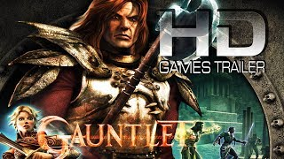 Gauntlet Ingame Official Gameplay Trailer zu den Relikten im Arcade-Reboot German Deutsch 2014 | HD