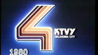KFOR 4 (NBC) Ident / Timeline 1949 - 2009