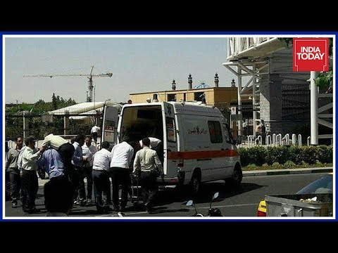 Seven Dead In Suicide Bombing At Ayatollah Khomeini's Tomb And Iran Parliament Shooting