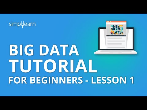 Big Data Tutorial For Beginners - Lesson 1 | Big Data Introduction | Simplilearn
