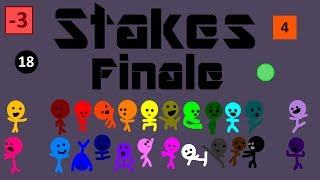 Stakes Finale