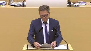 Meine Rede in der Ersten Lesung zur Automatischen Kennzeichenerkennung (AKE). Die Rede geht bis zur Zwischenfrage der SPD.