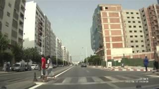 QQLX Street view car  Ceuta -Tetouan - M