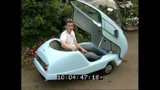 Peel 50 Peel Trident Bubble Cars   Autor: Carsten Walter