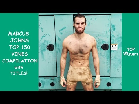 FUNNIEST 150 Vines of Marcus Johns Compilation  Top Viners ✔