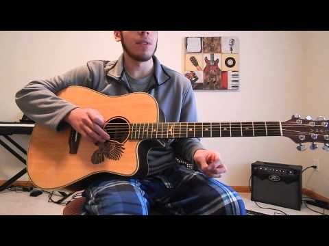 How To Play Letters To God By Box Car Racer On Guitar