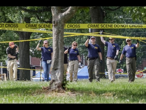 Gunman at Virginia ballfield kept local storage locker with ammunition