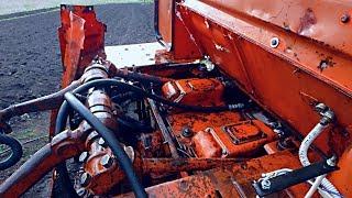 КАК правильно отрегулировать фрикционы и тормоза на тракторе ДТ 75 !!??