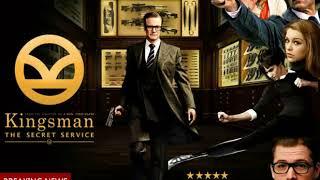 Download Kingsman the Secret Service In dual Audio Hindi - English 720p hd