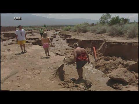 Floods impact Rio Rancho