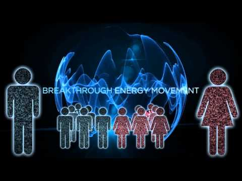 Why Johan Oldenkamp presents at Breakthrough Energy Conference