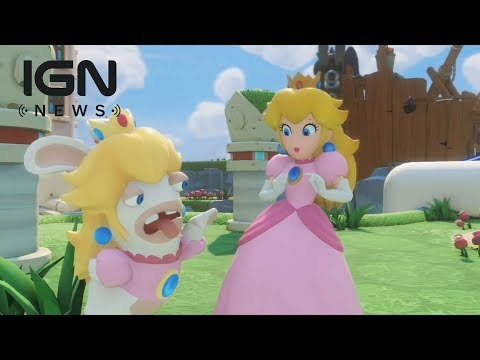 Mario + Rabbids Gets a New Hero - IGN News