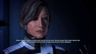 Mass Effect 1 Playthrough: Part 1, using MEUITM HD mod, 4k 60fps