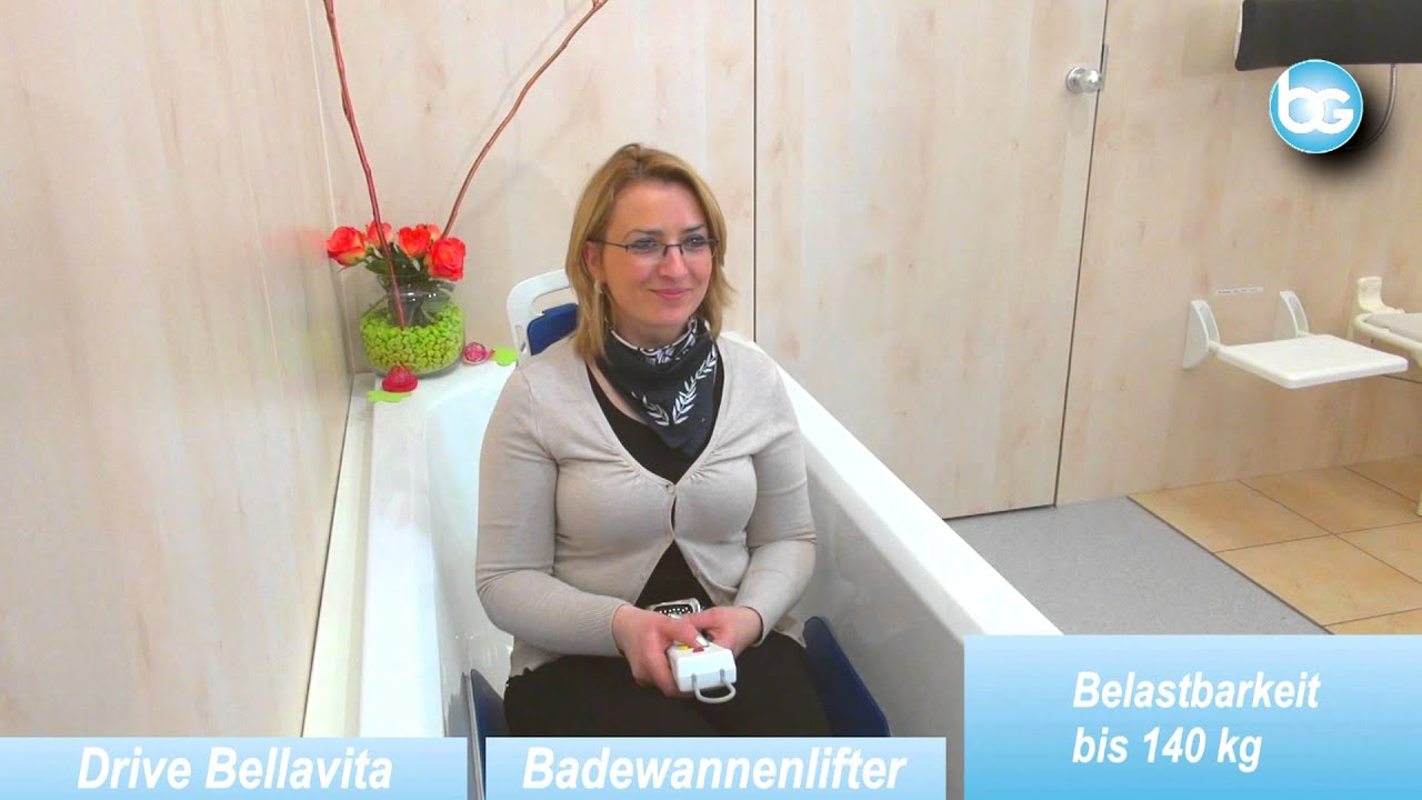 Badewannenlifter Bellavita Comfort 465100100 Wwwburbach Goetzde