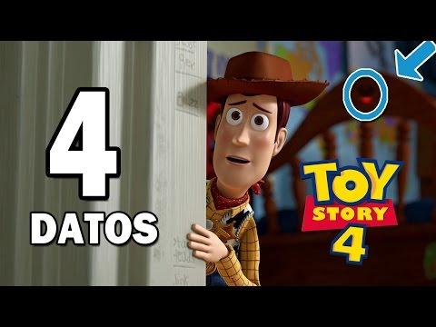 4 Cosas Que No Sabías Sobre Toy Story 4