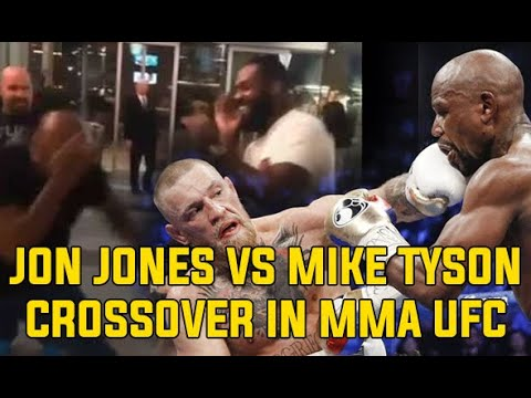 UFC Superstar Jon Jones wants to box and MMA with Mike Tyson