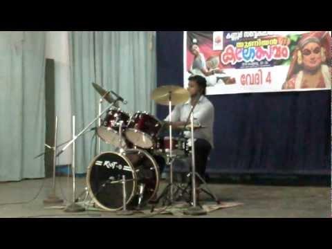 University Arts Second Prize winning (Western Jazz solo) Performance By Sanjo George