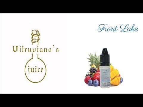 Vitruviano's Juice - Front Lake