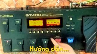 NS Minh Nhàn - P5- Gán Chorus vào pedal