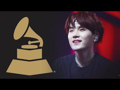 BTS Got 6 Entries for 'The 2019 Grammy Awards'! Mp3