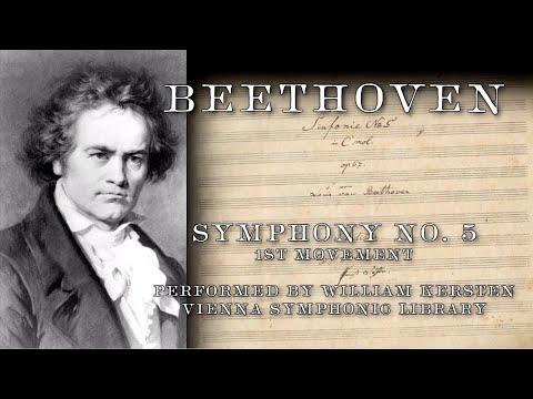 VSL Beethoven Symphony No. 5, 1st Movement - Screencast By William Kersten