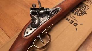 Кремневое ружье карабин времён Наполеона 1806 года, Flintlock Carbine, France 1806, Denix 1037