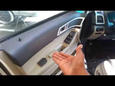 How To Remove Interior Door Panel Explorer Wdetails Fifth
