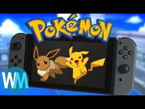 Top 10 Pokemon Switch Must Haves